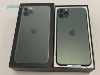Apple iPhone 11 Pro 64GB = €500,iPhone 11 Pro Max 64GB = €530 ,iPhone XS64GB = €350
