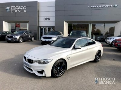 BMW M4 Coupé DKG GARANZIA UFFICIALE DOPPIOTRENODIGOMME