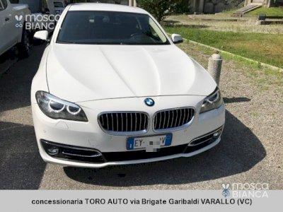 BMW 520 d Touring Luxury UNICOPROPRIETARIO