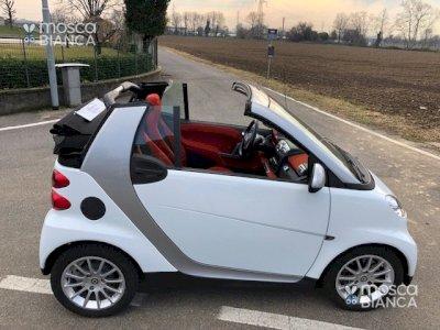 SMART ForTwo 1000 52 kW cabrio passion