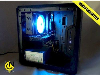 PC Desktop Assemblato Core i7 4790 3.6Ghz - SSD 250gb - HDD 2Tb - 16Gb