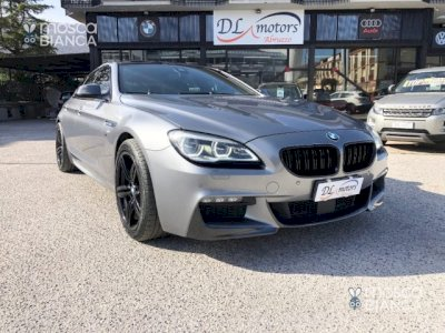 BMW 640 d xDrive GranCoupé Msport Edition CON ROTTAMAZIONE