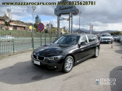 BMW 318 d Touring Business Advantage aut. NAVIGATORE/XENO