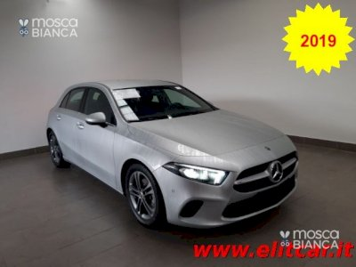 MERCEDES-BENZ A 180 d Automatic Business Extra