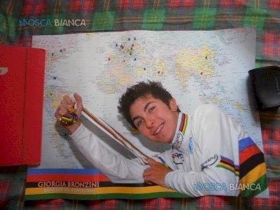 Giorgia Bronzini ciclismo 2009