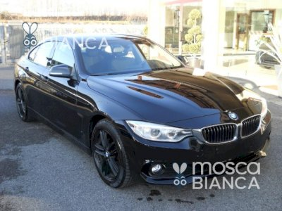 BMW 420 d Gran Coupé