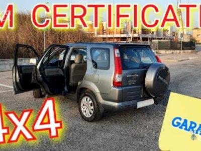 HONDA CR-V 2.2 CTDi 4x4 ( FULL-OPTIONAL )