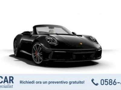 PORSCHE 911 992 Carrera S Cabriolet - IN ARRIVO