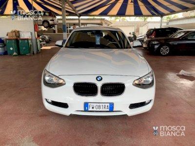 BMW 118 d 5p. Unique