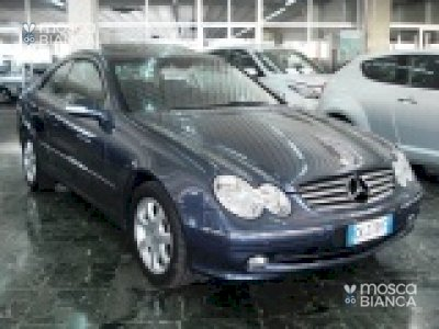 MERCEDES-BENZ CLK 200 Kompr. TPS cat Avantgarde