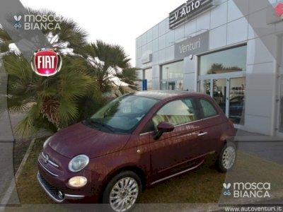FIAT 500 1.2 Lounge *KM Zero*con CarPlay