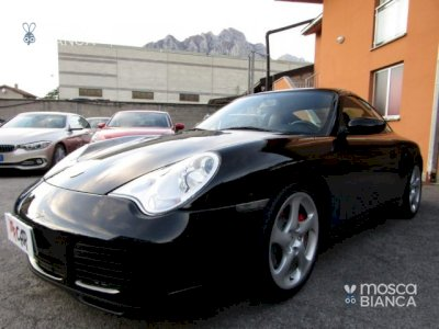 PORSCHE 996 911 996 Carrera 4S cat Coupé MANUALE *62.000 KM*