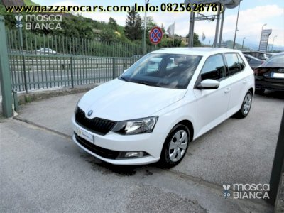 SKODA Fabia 1.4 TDI 90 CV Business