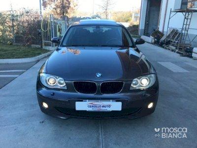 BMW 118 d cat 5 porte Attiva DPF
