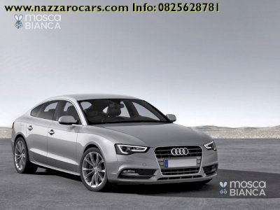 AUDI A5 SPB 2.0 TDI 150 CV multitronic Business Plus NAVIG