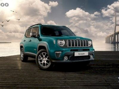 JEEP Renegade 1.6 Mjt DDCT 120 CV Limited MY20