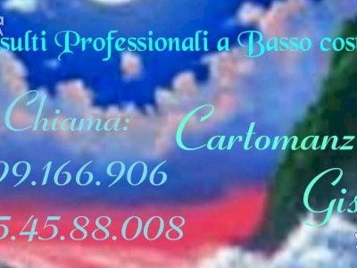 CARTOMANZIA PROFESSIONALE A BASSO COSTO,CARTOMANZIA GISELLE