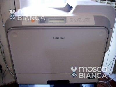 Stampante laser a colori  Samsung CLP- 510N