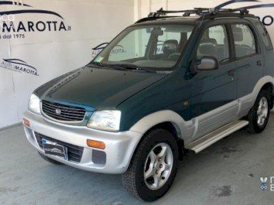 DAIHATSU Terios 1.3i 16V GPL 4WD DB/CLIMA GANCIO TRAINO PEDANE