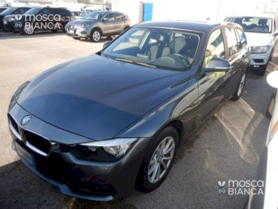 BMW 318 d Touring Business Advantage NAVI Restyling B47