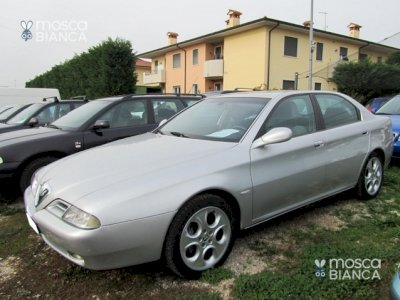 ALFA ROMEO 166 2.0i V6 turbo cat  GAS GPL  fino 2029