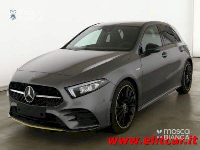 MERCEDES-BENZ A 200 Premium EDITION ONE LUCI SOFFUSE CERCHIO 19