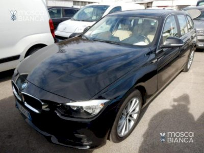 BMW 318 d Touring Euro6 RESTYLING NAVIPRO PELLE TELECAMERA