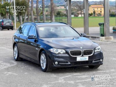 BMW 520 d xDrive Touring Business NAVI XENO GARANZIA