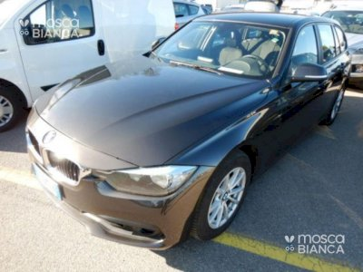 BMW 318 d Touring autom RESTYLING NAVI Euro6 B47