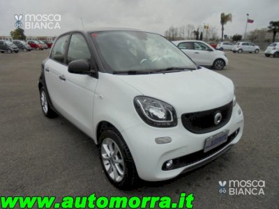 SMART ForFour 1.0 Manuale Italiana n°19