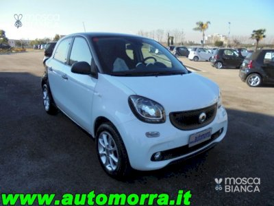 SMART ForFour 1.0 Manuale Italiana n°41