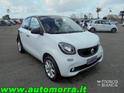 SMART ForFour 1.0 Manuale Italiana n°9