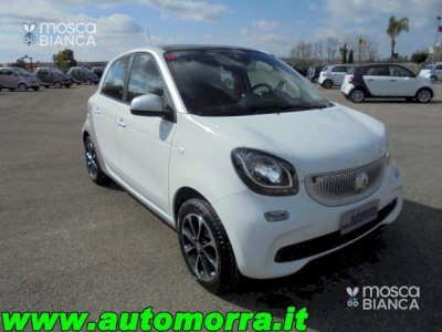 SMART ForFour 1.0 twinamic Passion n°10