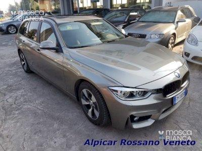BMW 320 d Touring Luxury