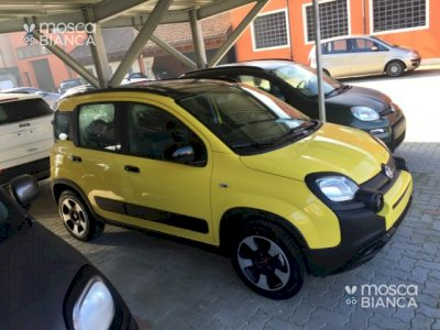 FIAT Panda 1.2 Connected by Wind TETTO NERO KM 0