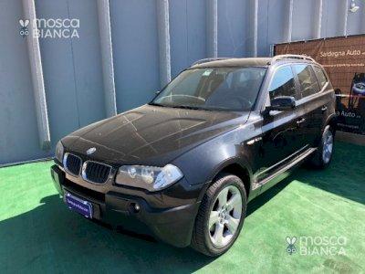 BMW X3 2.0d cat Futura
