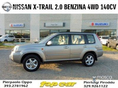 NISSAN X-Trail 2.0 16V 140CV 4X4 75.500 km !