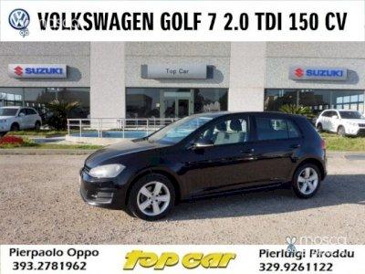 VOLKSWAGEN Golf 2.0 TDI  150 CV HIGTLINE