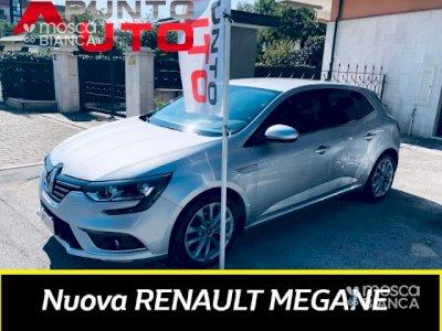 RENAULT Megane Mégane dCi 8V 110 CV EDC Energy NAVI -
