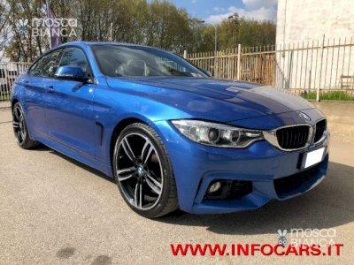 BMW 420 d Gran Coupé Msport Motore 1000 km