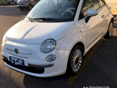FIAT 500 1.2  Lounge DUALOGIC GPL