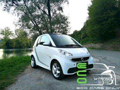 SMART ForTwo electric drive coupé