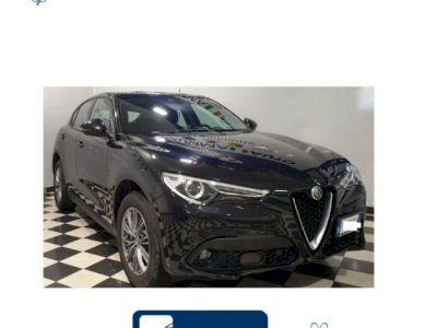 ALFA ROMEO Stelvio 2.2 Turbodiesel 210 CV AT8 Q4 Super