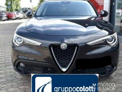 ALFA ROMEO Stelvio 2.2 Turbodiesel 210 CV AT8 Q4 Super NAVI GRANDE