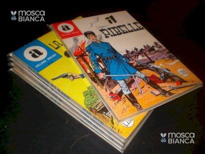 COMPRO FUMETTI ANNI 50/60/70