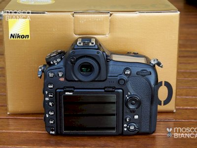 Nikon D850 in buone condizioni