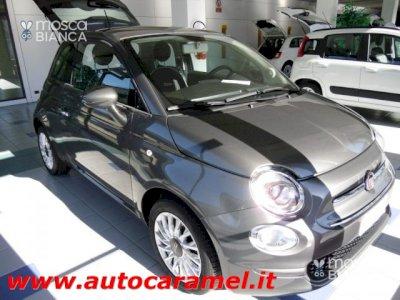 FIAT 500 1.2 Pop Km 8300 05'19 Ruotino