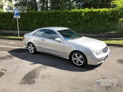 MERCEDES-BENZ CLK 270 CDI cat Avantgarde
