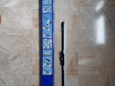 Tergicristallo nuovo, lunghezza 400 mm