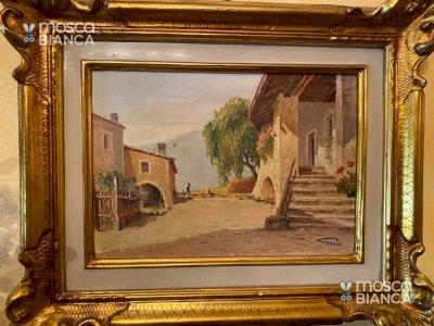 Vendo quadri Antonio Guala